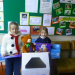Phone and Battery Raffle Prize Winners