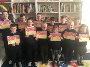 Principal's Awards - November