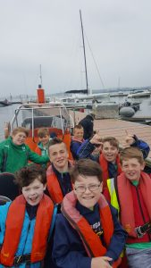 Cork Harbour Trip