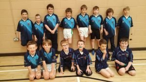 Sciath na Scol: 2nd and 3rd Class Indoor Boys' Blitz