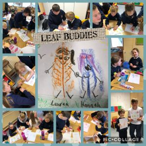 Buddies: Junior Infants and 6th Class