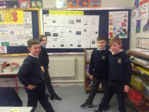 Seachtain Na Gaeilge Second Class